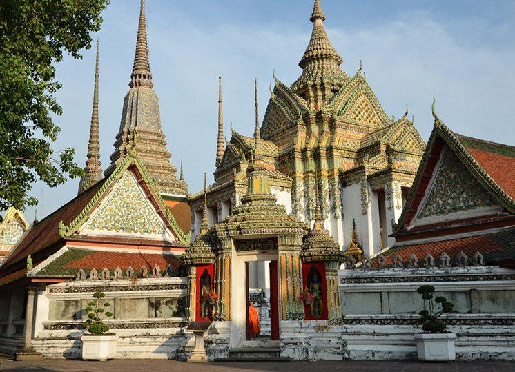 Temple Wat Pho Bangkok Thailand
