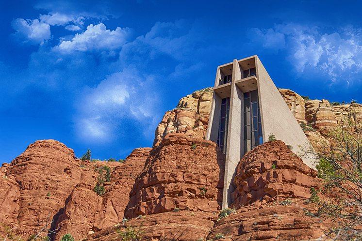Church at Cathedral Rock