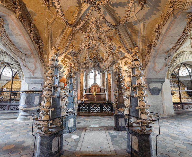 Slovakia Sedlec Ossuary