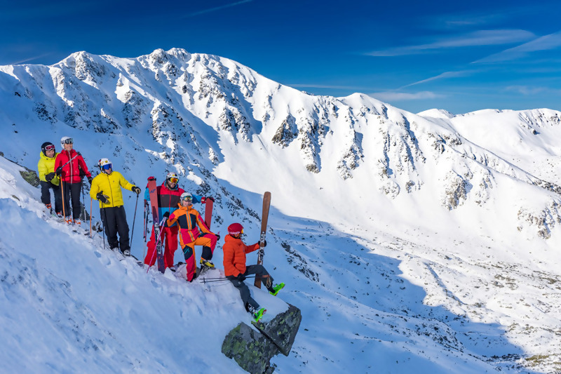 The 12 Best Skiing Destinations In Europe